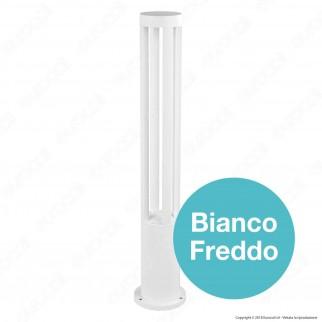V-Tac VT-820 Lampada LED da Giardino con Fissaggio a Terra 10W Colore Bianco IP65 - SKU 8327