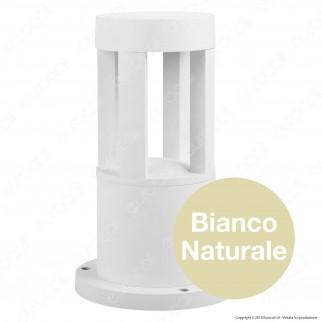 V-Tac VT-830 Lampada LED da Giardino con Fissaggio a Terra 10W Colore Bianco IP65 - SKU 8316 / 8317 / 8318
