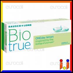 Bausch + Lomb BioTrue OneDay - 30 Lenti a Contatto Giornaliere