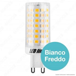 LED Line Lampadina LED G9 12W Bulb Ceramic