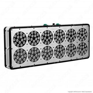 Ortoled 12 con Spettro Growlux Lampada LED 430W per Coltivazione Indoor