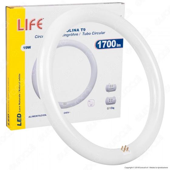 Life Circolina LED T9 G10q 19W Lampadina Diametro 30cm