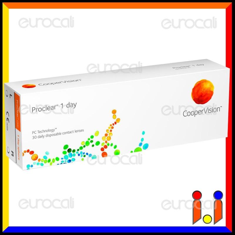 CooperVision Proclear 1 Day - 30 Lenti a Contatto Giornaliere