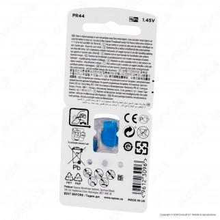 Rayovac Coclear Misura 675 - Blister 6 Batterie per Protesi Acustiche