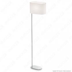 Ideal Lux Sheraton PT1 Lampada da Terra in metallo con Portalampada E27 - mod. 74931