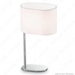 Ideal Lux Sheraton TL1 Lampada da Tavolo in metallo con Portalampada G9 - mod. 75013