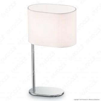 Ideal Lux Sheraton TL1 Lampada da Tavolo in metallo con Portalampada G9