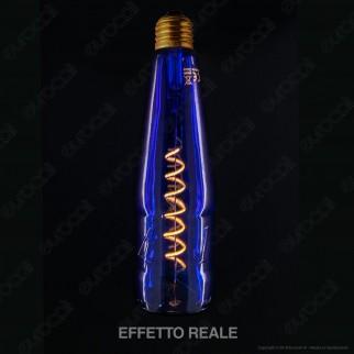 Segula Design Line Lampadina E27 Filamento LED Modellato 8W Forma Bottiglia Dimmerabile mod. 50128