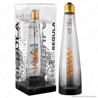 Segula Design Line Lampadina E27 Filamento LED Modellato 8W Forma Bottiglia Dimmerabile mod. 50105