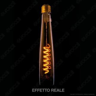 Segula Design Line Lampadina E27 Filamento LED Modellato 8W Forma Bottiglia Dimmerabile mod. 50103