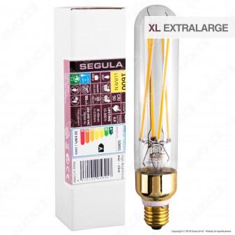 Segula Lampadina E27 Filamento LED 20W Tubolare Dimmerabile mod. 50891