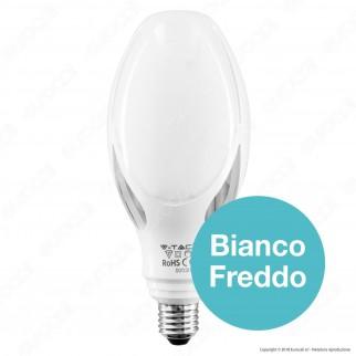 V-Tac Lampadina LED Olive Lamp E27 36W Chip Samsung - SKU 283 / 284 / 285