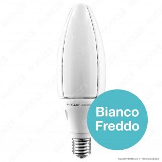 V-Tac VT-260 PRO Lampadina LED Olive Lamp E40 60W Chip Samsung - SKU 188