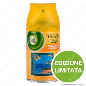 Air Wick Pure Freshmatic Viaggio in Italia Passeggiata a Sorrento - Ricarica Spray da 250ml