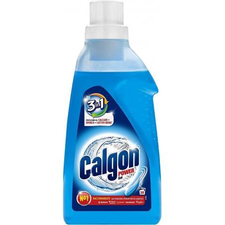 Calgon 3in1 Power Gel Igienizzante Lavatrice - 1500ml