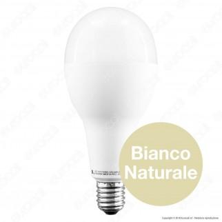 Daylight Goccia LED Lampadina LED E40 45W Bulb High Power - mod.700718