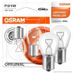 Osram Original Line 21W - 2 Lampadina P21W