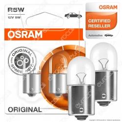 Osram Original Line 5W - 2 Lampadina R5W