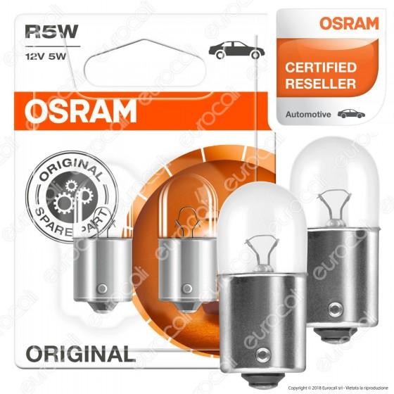 Osram Original 5W - 2 Lampadina R5W