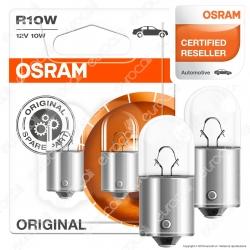 Osram Original Line 10W - 2 Lampadina R10W