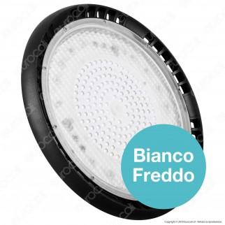 V-Tac PRO VT-9-150 Lampada Industriale LED Ufo Shape 150W SMD 90° Dimmerabile High Bay Chip Samsung - SKU 560 / 561