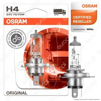 Osram Original per Camion 75W - Lampadina H4