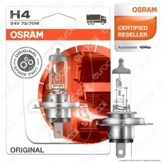 Osram Original Line per Camion 75W - Lampadina H4