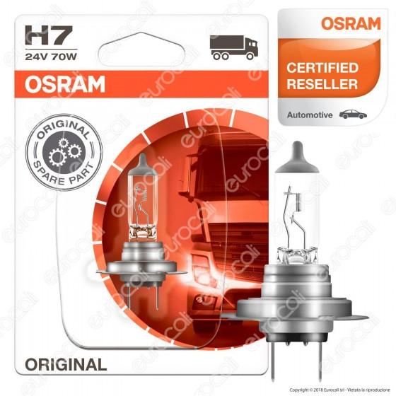 Osram Original per Camion 70W - Lampadina H7