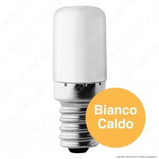 Qtech Lampadina LED E14 1,8W Tubolare T18 - mod. 90040009