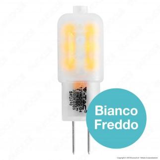 V-Tac PRO VT-201 Lampadina LED G4 1,5W Bulb Chip Samsung - SKU 240 / 241 / 242