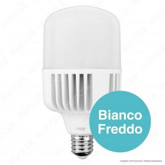 Duralamp Lampadina LED E40 90W High-Power Bulb per Campane Industriali - mod. L9064HP2
