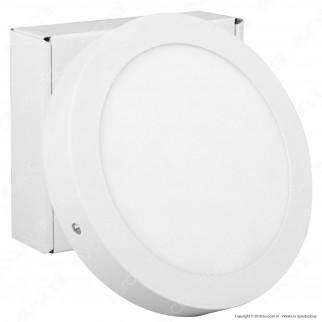 Qtech Nevis Pannello LED Rotondo 21W con Driver - mod. 80010006