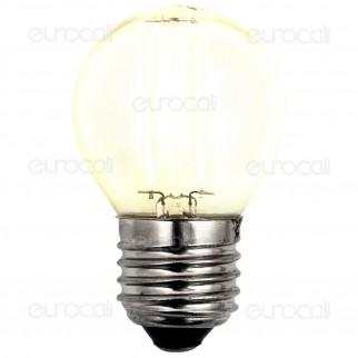 V-Tac VT-1895 Lampadina LED E27 2W MiniGlobo G45 Filamento