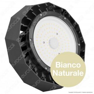 V-Tac PRO VT-9-103 Lampada Industriale LED Ufo Shape 100W SMD Dimmerabile 120° High Bay Chip Samsung - SKU 577