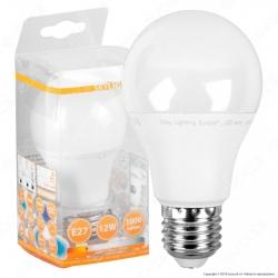 SkyLighting Lampadina LED E27 12W Bulb A60 - mod. A60-I2712C / A60-I2712D / A60-I2712f