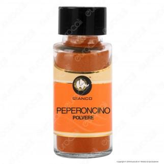 Gianco Peperoncino in Polvere - Vasetto in Vetro
