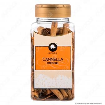 Gianco Cannella in Stecche - Maxi Barattolo da 800 ml
