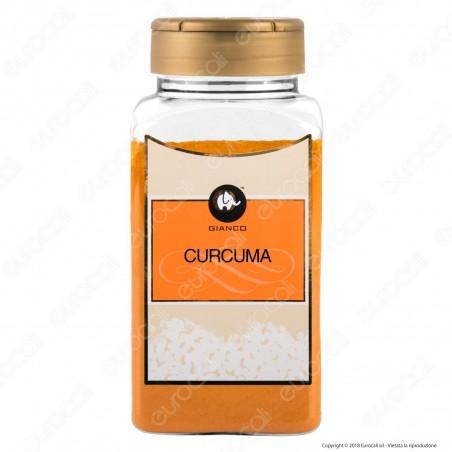 Gianco Curcuma in Polvere - Maxi Barattolo da 800 ml