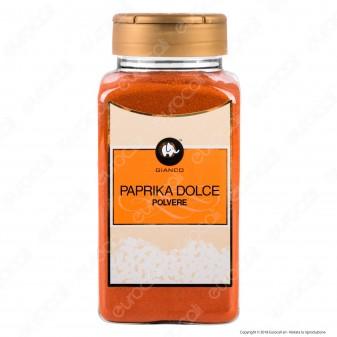 Gianco Paprika Dolce in Polvere - Maxi Barattolo da 800 ml