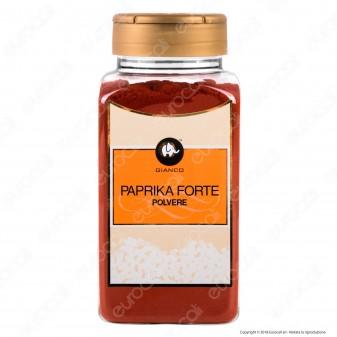 Gianco Paprika Forte in Polvere - Maxi Barattolo da 800 ml