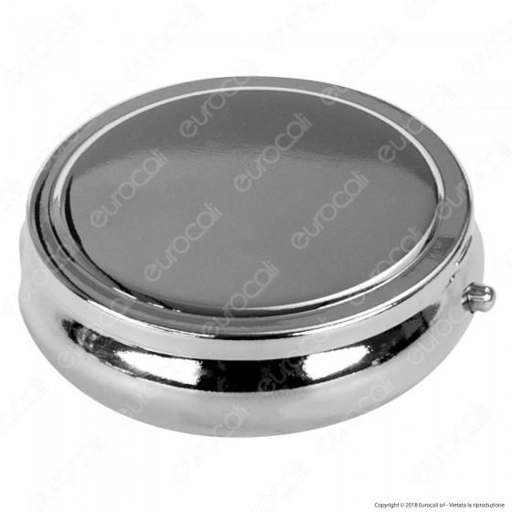 Coney Posacenere Tascabile a Scatto in Metallo