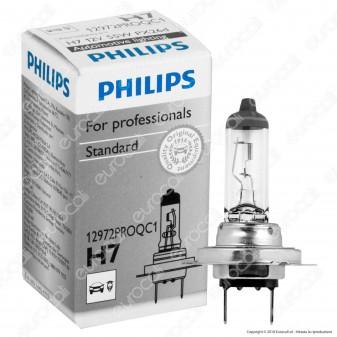 Philips Vision - 1 Lampadina H7 - mod. 12972PROQC1