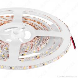 V-Tac VT-2835 S-SERIES Striscia LED 2835 Monocolore 60LED/metro Modellabile - Bobina da 5 metri - SKU 2559 / 2560 / 2561