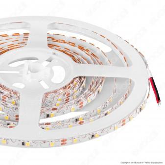 V-Tac VT-2835 S-SERIES Striscia LED 2835 Monocolore 60LED/metro - Bobina da 5 metri - SKU 2559 / 2560 / 2561
