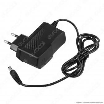 V-Tac VT-23018 Alimentatore 18W Plug&Play con Jack 2.1 - SKU 3017