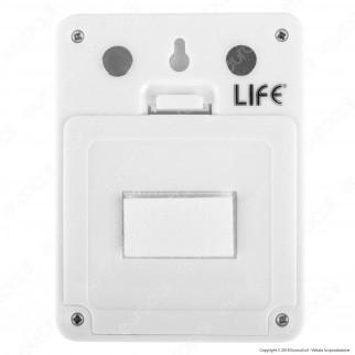 Life Punto Luce LED a Batteria con Forma di Lampadina - mod. 39.LED3341