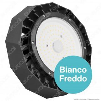 V-Tac PRO VT-9-103 Lampada Industriale LED Ufo Shape 100W SMD Dimmerabile 120° High Bay Chip Samsung - SKU 577 / 578