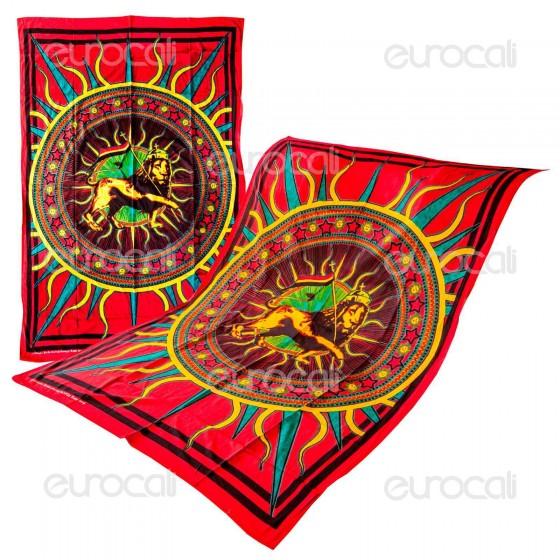 Telo Decorativo da Muro - Rasta Lion