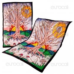 Telo Decorativo da Muro in Cotone - Tree of Life