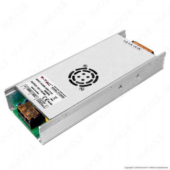 V-Tac Alimentatore 350W Per Uso Interno a 2 Uscite con Morsetti a Vite - SKU 3259